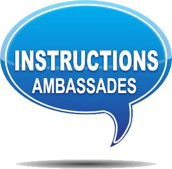 Icon of C- Instructions complémentaires des ambassades (accès, traductions, ...etc)